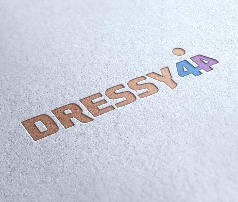 разработка логотипа _производство платьев - дизайнер zhutol
