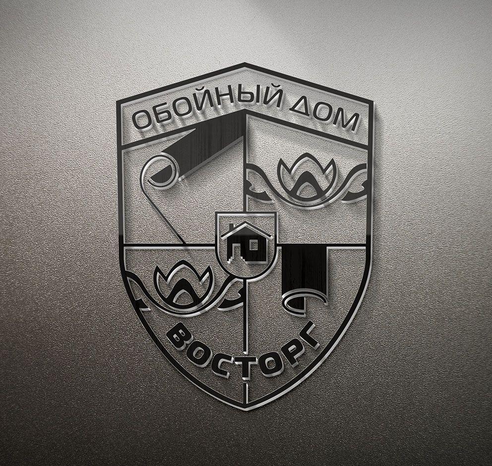 Логотип обойного дома