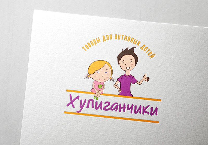 Логотип и фирменный стиль для интернет-магазина - дизайнер ready2flash