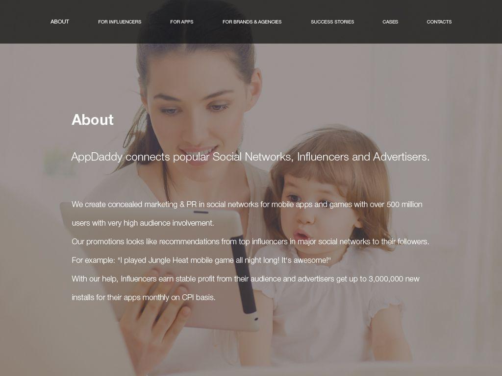 Адаптивный дизайн главной сайта (под мобилки) - дизайнер kotabloknota