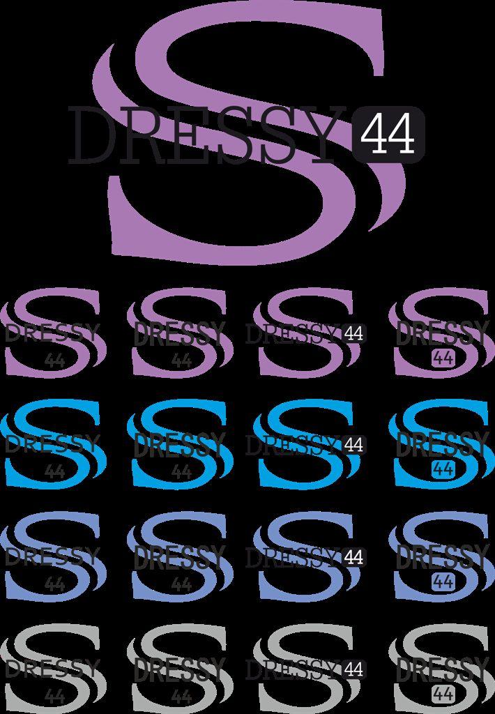 разработка логотипа _производство платьев - дизайнер bangkaboom