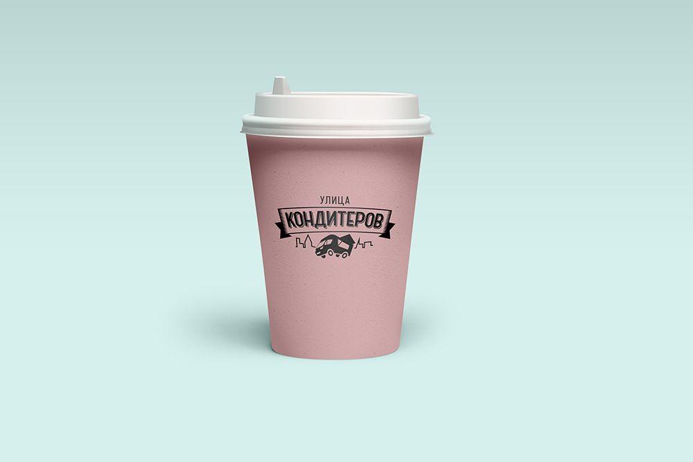 Брендирование мобильной кофейни - дизайнер Taio