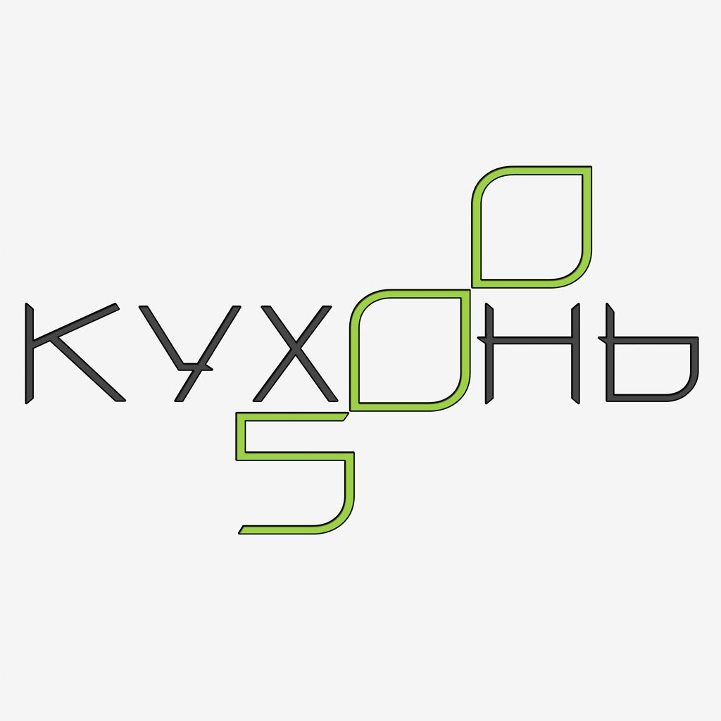 Логотип для интернет каталога кухонь - дизайнер Disarming_Frost