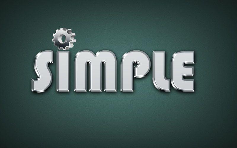 Лого для Simple. Компания по продаже автозапчастей - дизайнер shatanova