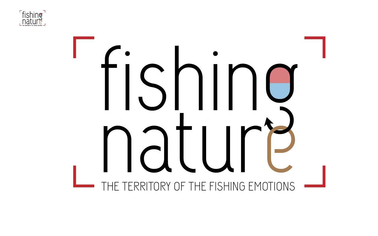 Лого он-лайн фотожурнала о рыболовстве и природе - дизайнер Stiff2000