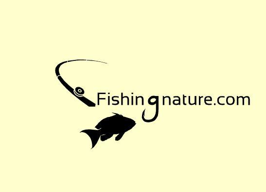 Лого он-лайн фотожурнала о рыболовстве и природе - дизайнер darknessbest