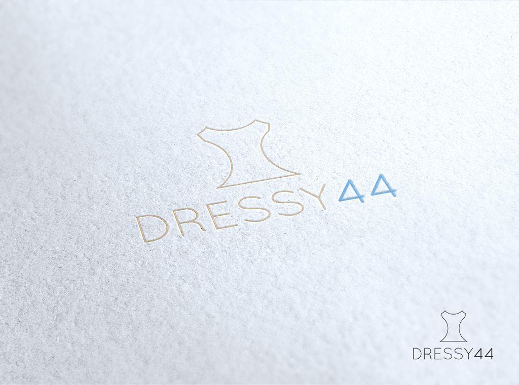разработка логотипа _производство платьев - дизайнер RealityOne