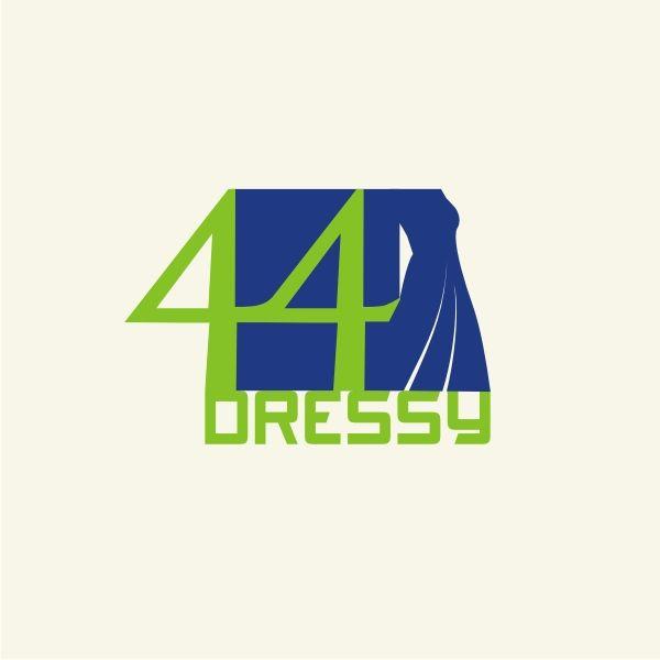 разработка логотипа _производство платьев - дизайнер pashashama