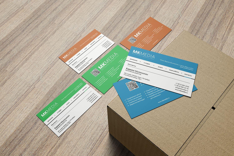 Разработка дизайна визитной карточки - дизайнер vadimsoloviev