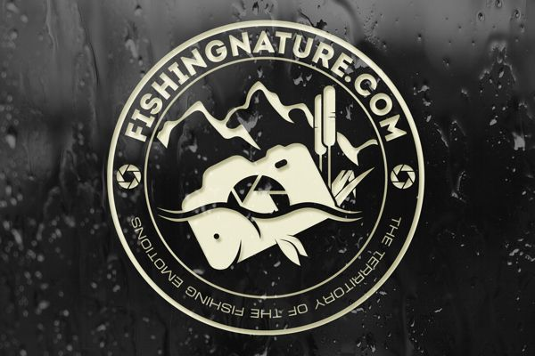 Лого он-лайн фотожурнала о рыболовстве и природе - дизайнер Gorinich_S