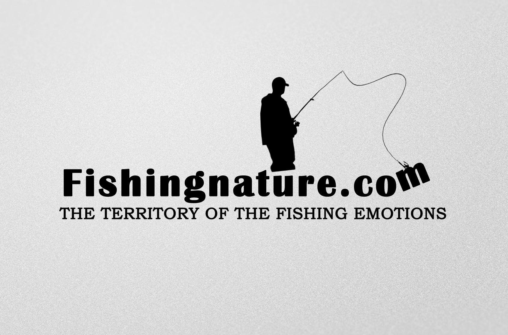 Лого он-лайн фотожурнала о рыболовстве и природе - дизайнер Ingebur_r