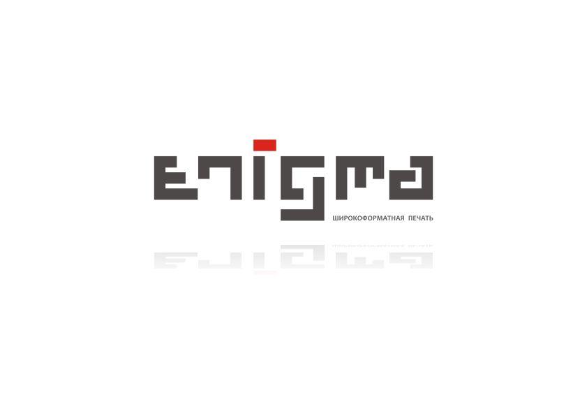 Логотип и фирмстиль для Enigma - дизайнер Yak84