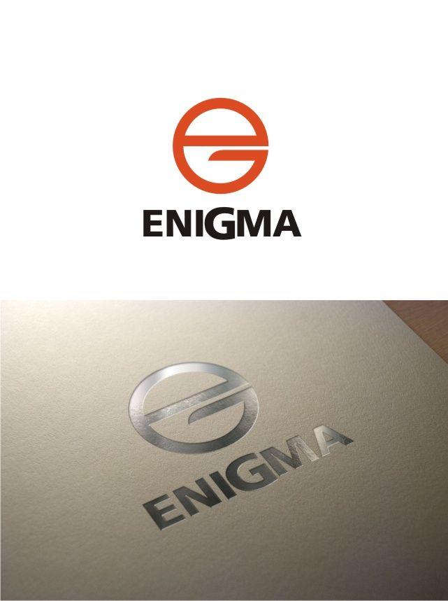 Логотип и фирмстиль для Enigma - дизайнер Olegik882
