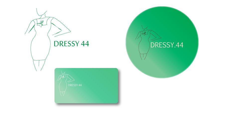 разработка логотипа _производство платьев - дизайнер Yulia_Pr