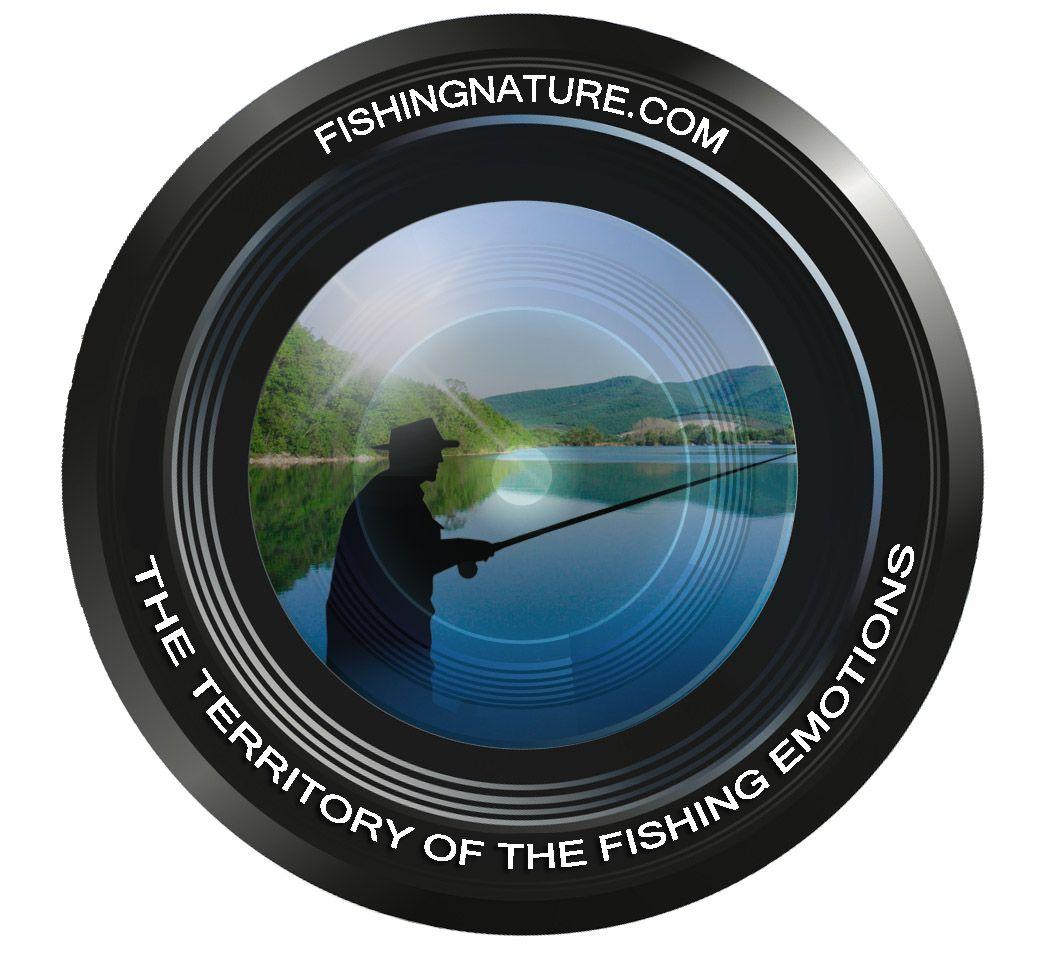 Лого он-лайн фотожурнала о рыболовстве и природе - дизайнер Muzaxxib