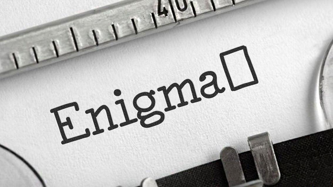 Логотип и фирмстиль для Enigma - дизайнер Pany_Mari4ka