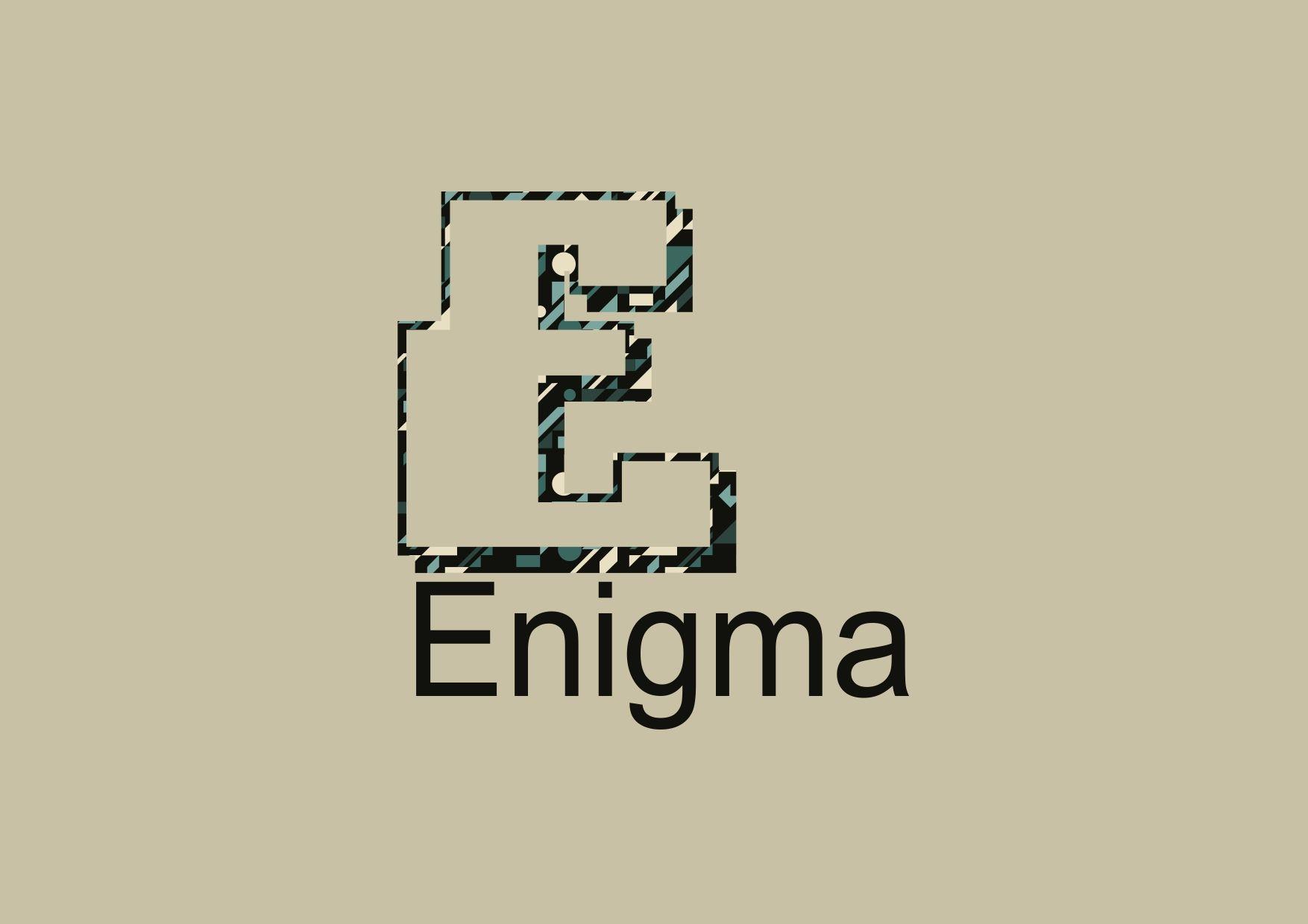 Логотип и фирмстиль для Enigma - дизайнер toster108