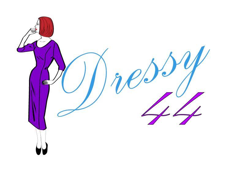 разработка логотипа _производство платьев - дизайнер MaliARTi