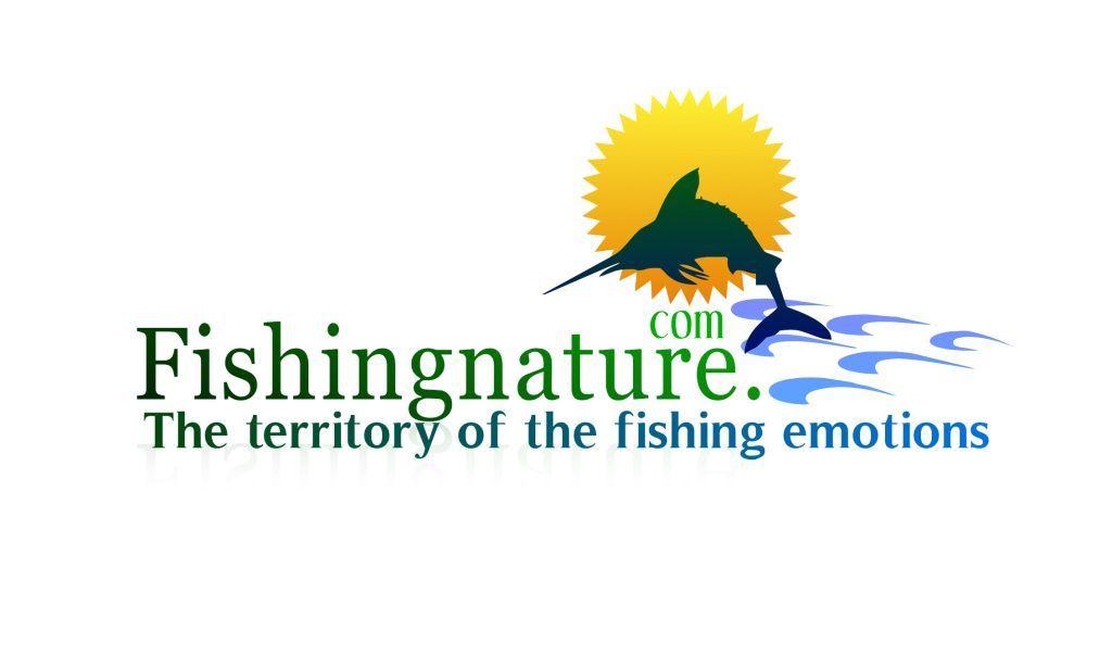 Лого он-лайн фотожурнала о рыболовстве и природе - дизайнер nberegovoi