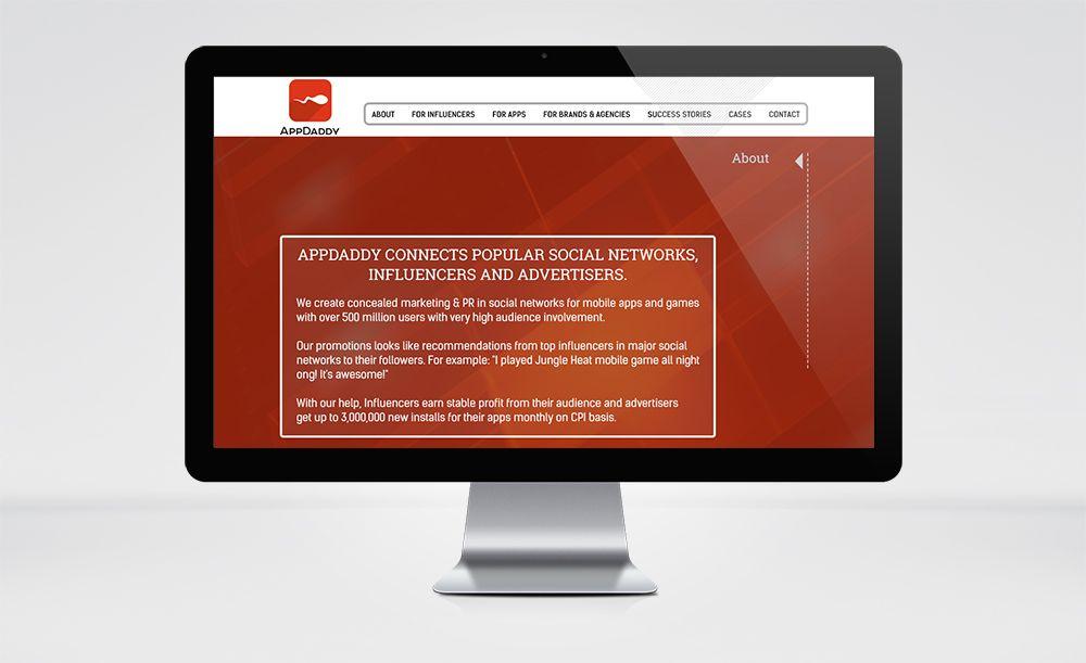Адаптивный дизайн главной сайта (под мобилки) - дизайнер slf1986