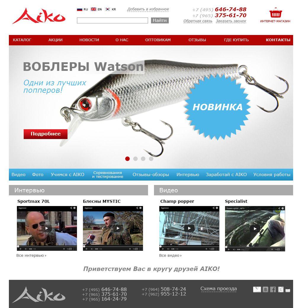 Редизайн сайта - дизайнер Pchela-v-tikve