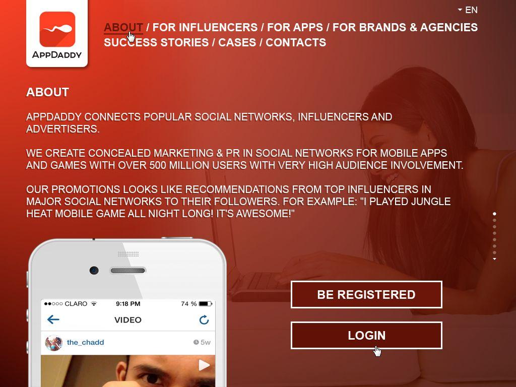 Адаптивный дизайн главной сайта (под мобилки) - дизайнер flaffi555
