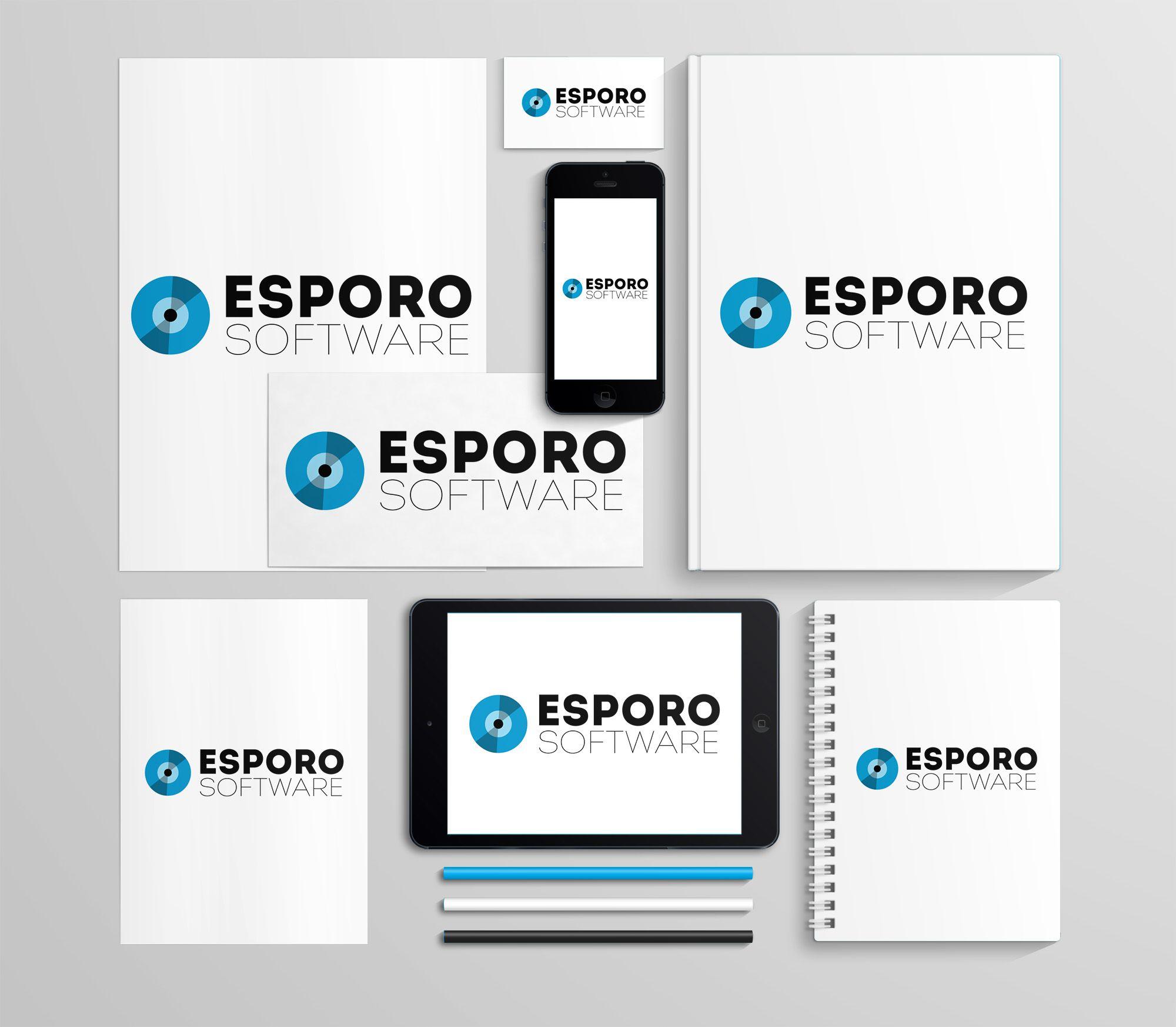 Логотип и фирменный стиль для ИТ-компании - дизайнер platon_karataev