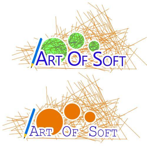 Логотип и фирменный стиль для разработчика ПО - дизайнер Katrin_Chik