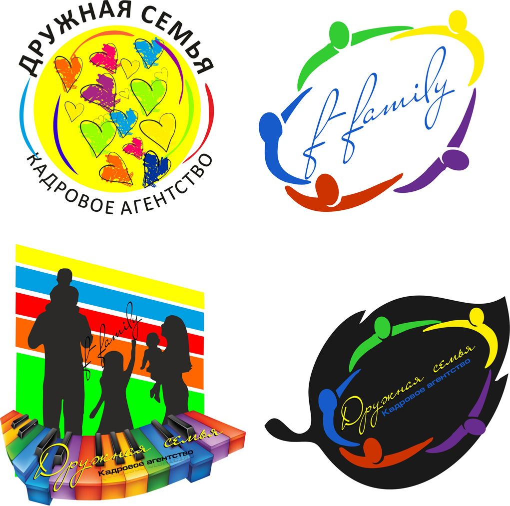 Логотип агентства домашнего персонала - дизайнер larisa