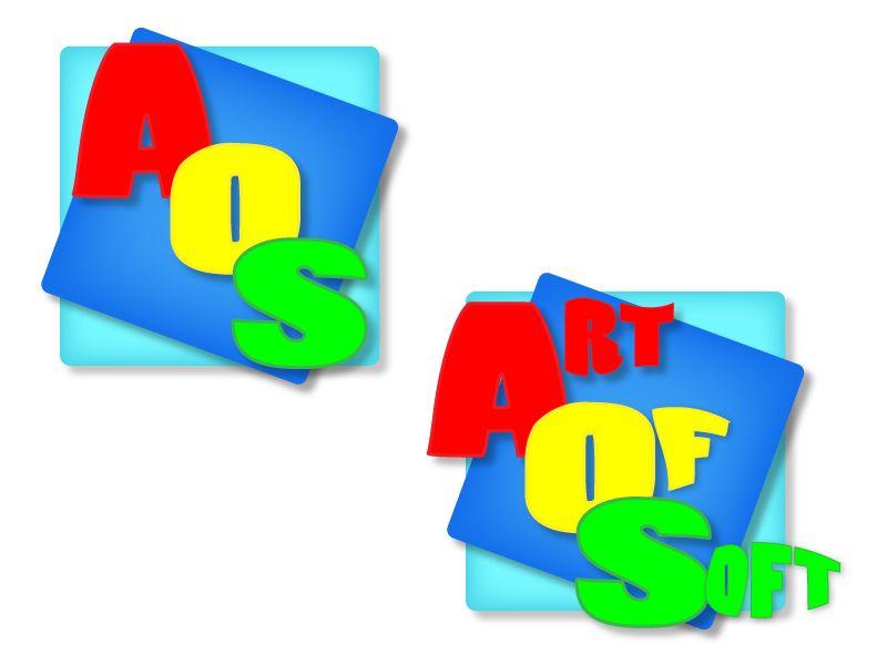 Логотип и фирменный стиль для разработчика ПО - дизайнер MaliARTi