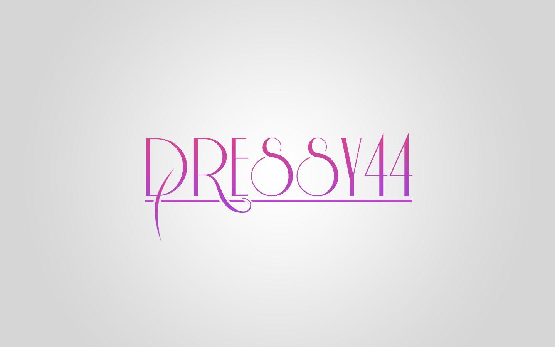 разработка логотипа _производство платьев - дизайнер KILO_Sound