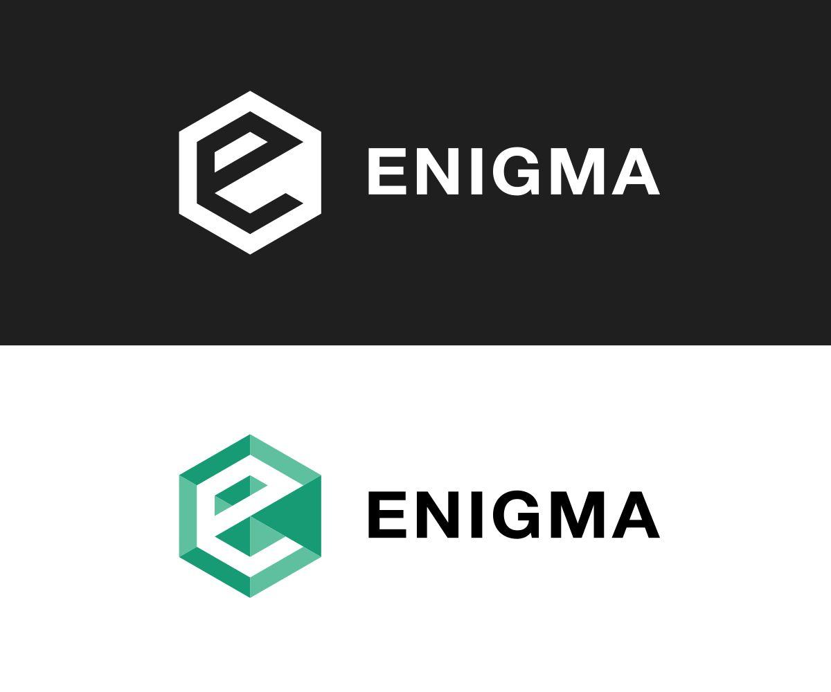 Логотип и фирмстиль для Enigma - дизайнер helloanton