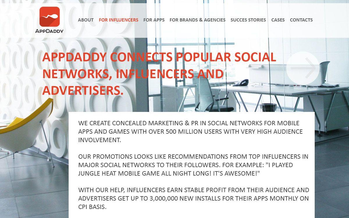 Адаптивный дизайн главной сайта (под мобилки) - дизайнер maxpetrov1