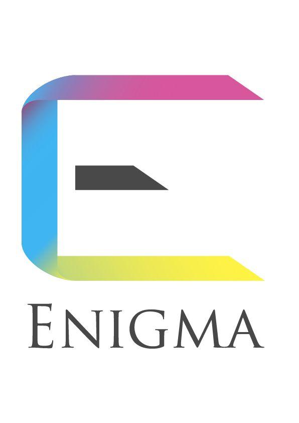 Логотип и фирмстиль для Enigma - дизайнер sanyoly