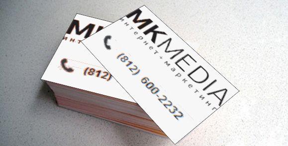 Разработка дизайна визитной карточки - дизайнер Askar24