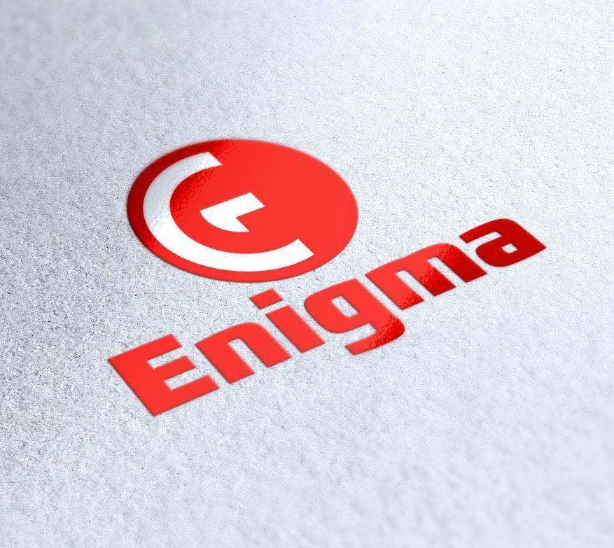 Логотип и фирмстиль для Enigma - дизайнер zhutol