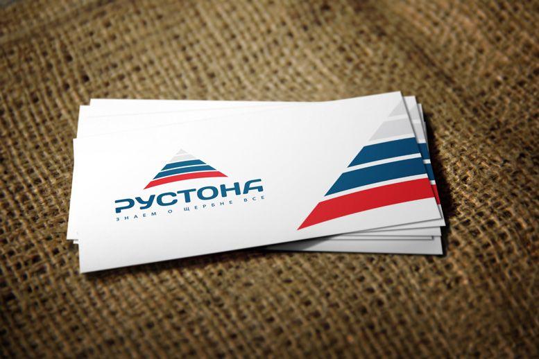 Логотип для компании Рустона (www.rustona.com) - дизайнер GreenRed