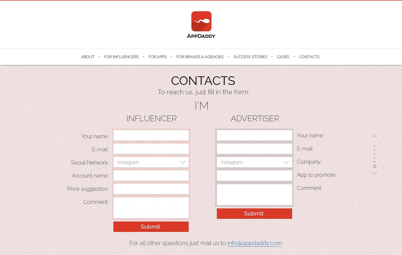 Адаптивный дизайн главной сайта (под мобилки) - дизайнер tsvetazar2