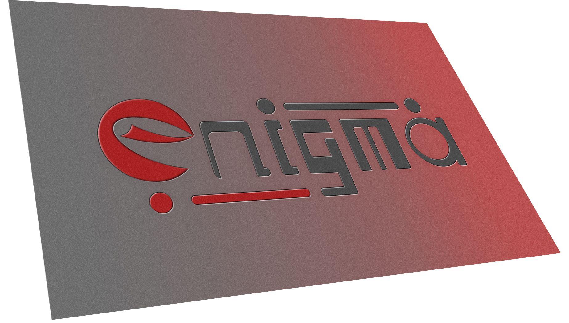 Логотип и фирмстиль для Enigma - дизайнер Anatol_Dubinin