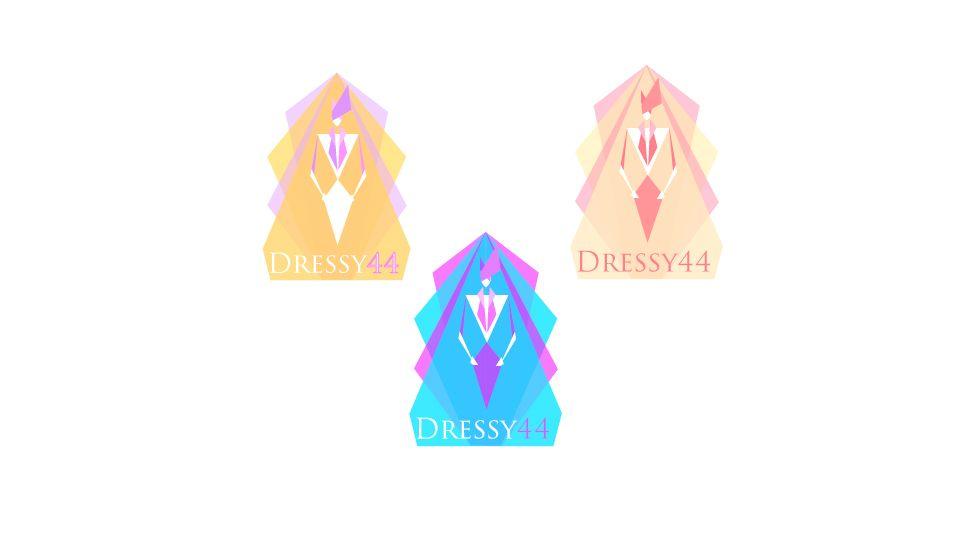 разработка логотипа _производство платьев - дизайнер Denzel