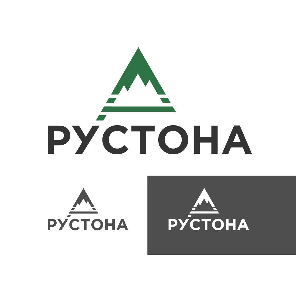 Логотип для компании Рустона (www.rustona.com) - дизайнер Odinus