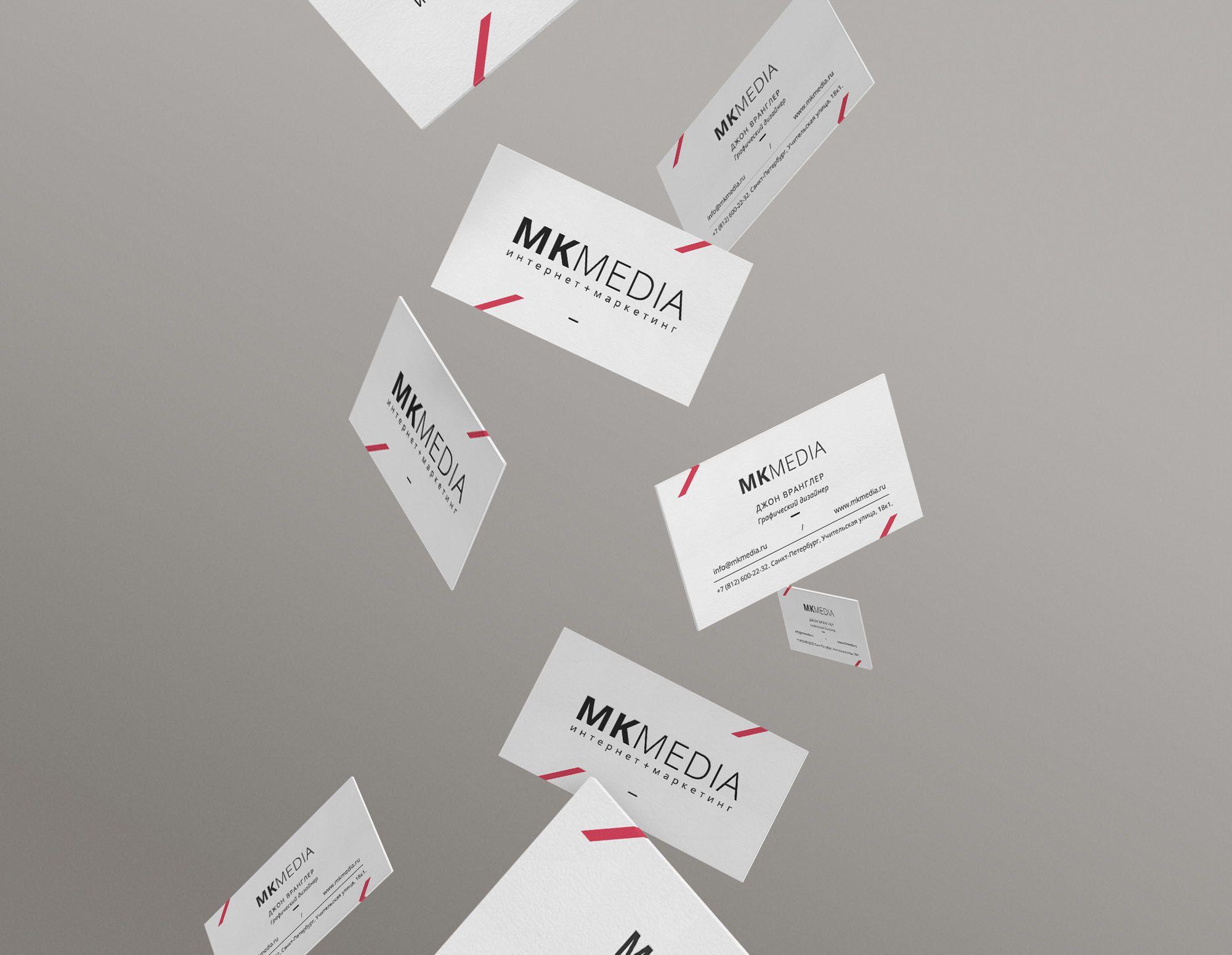 Разработка дизайна визитной карточки - дизайнер margaritishe