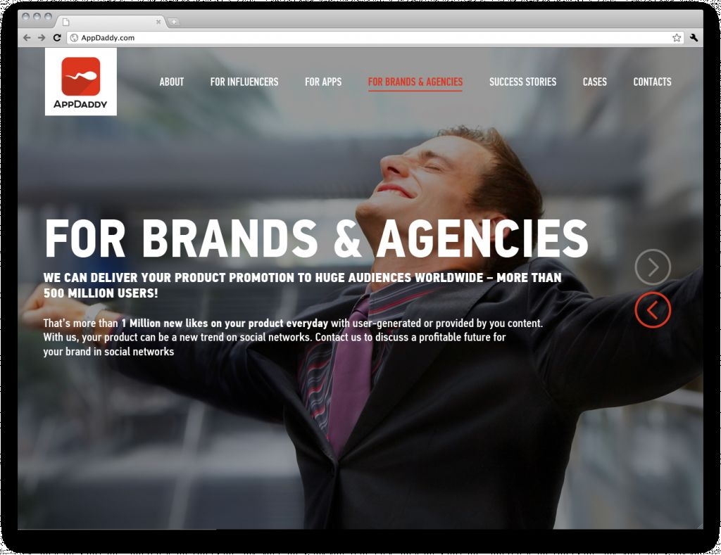 Адаптивный дизайн главной сайта (под мобилки) - дизайнер Evgen555