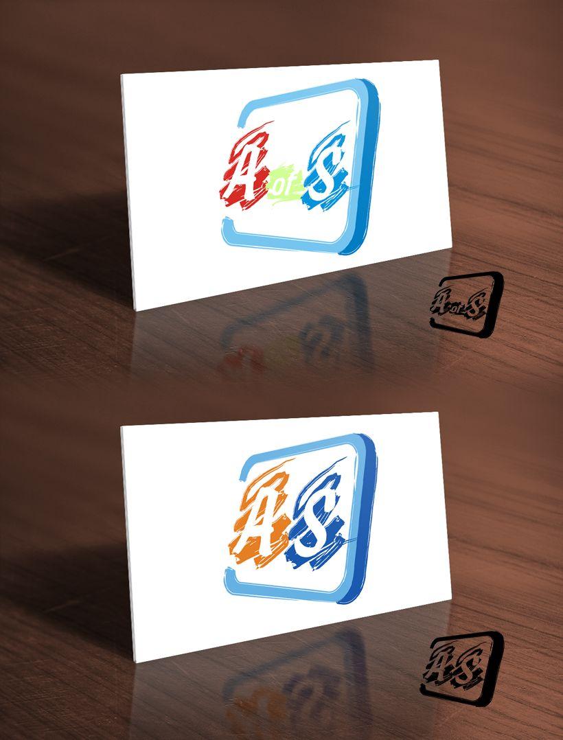 Логотип и фирменный стиль для разработчика ПО - дизайнер LLight