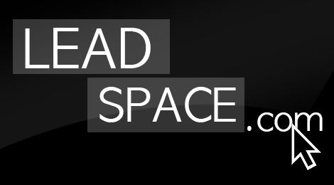 leadsplace.com - логотип - дизайнер MerserStudio
