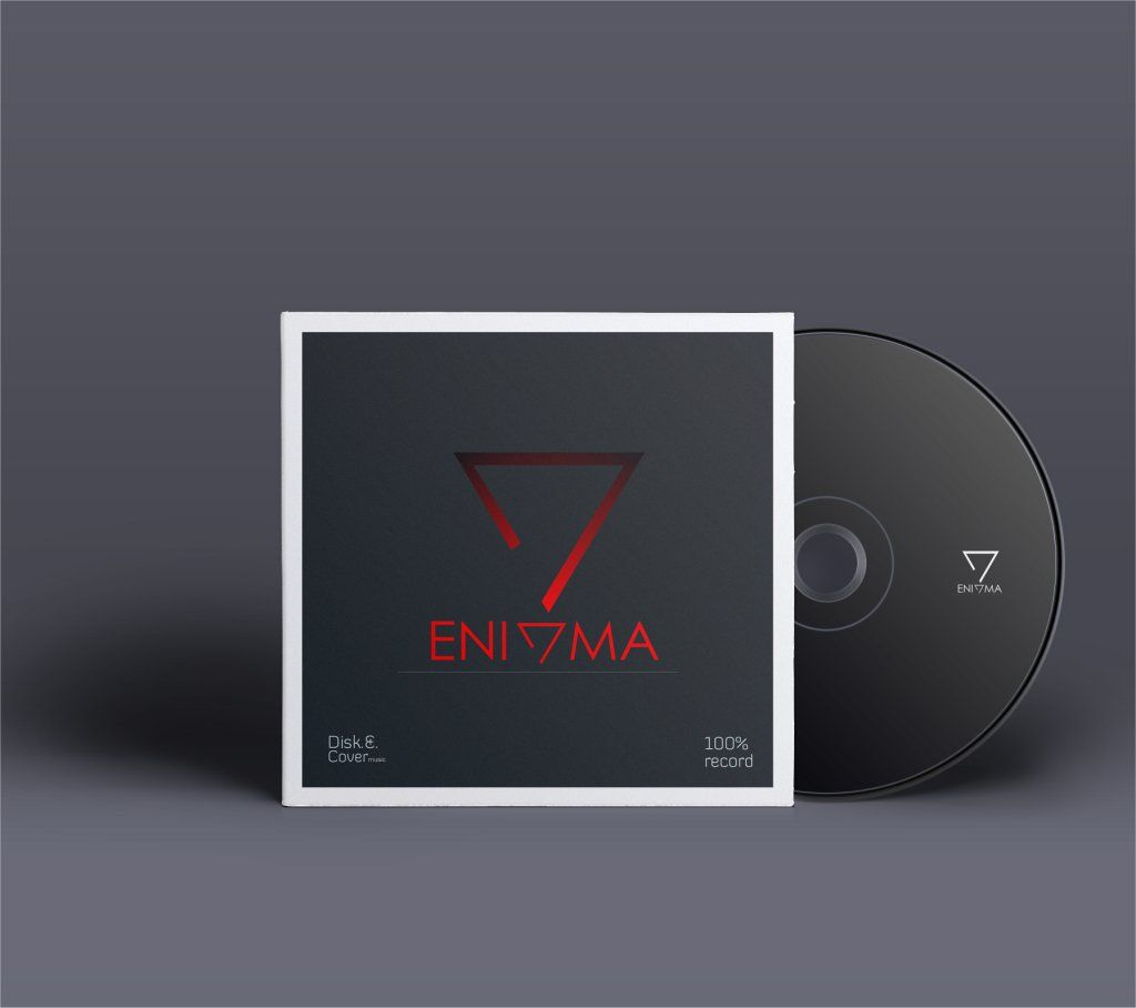 Логотип и фирмстиль для Enigma - дизайнер Keroberas