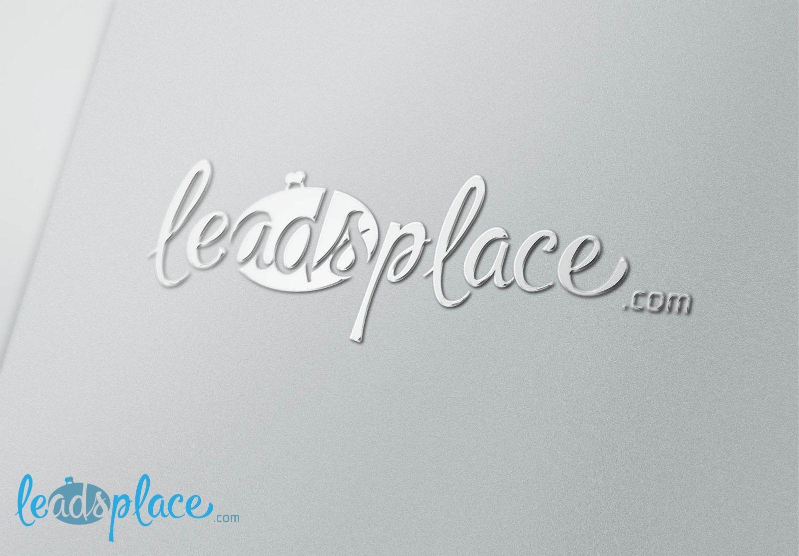 leadsplace.com - логотип - дизайнер Pulkov