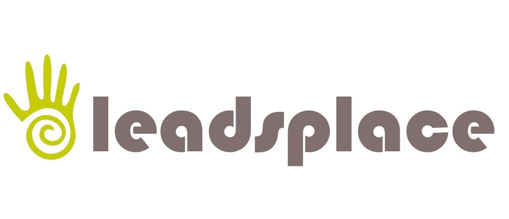 leadsplace.com - логотип - дизайнер xo-Katherine