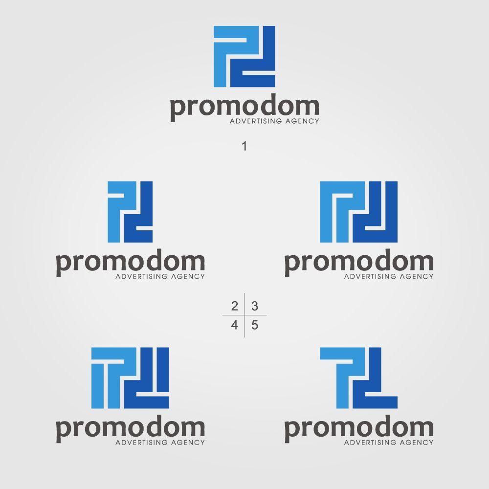 Логотип рекламного агентства - дизайнер mz777