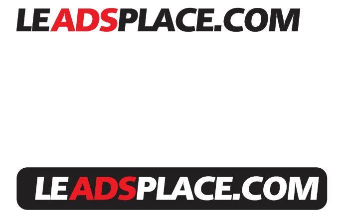 leadsplace.com - логотип - дизайнер baltomal